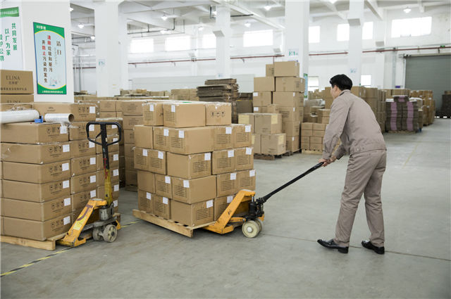 仓储配送管理系统